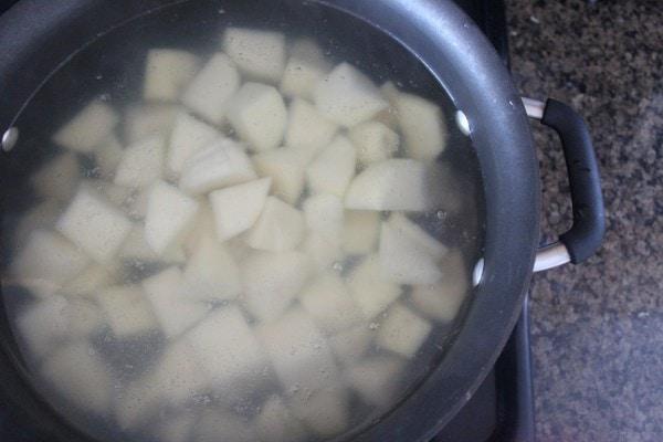 Buffalo Blue Cheese Mashed Potato Recipe