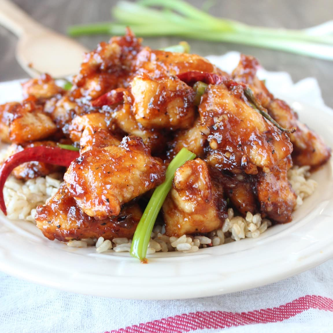 Gluten Free General Tso's Chicken Recipe