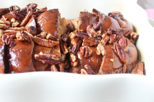 Salted Caramel Praline French Toast Recipe