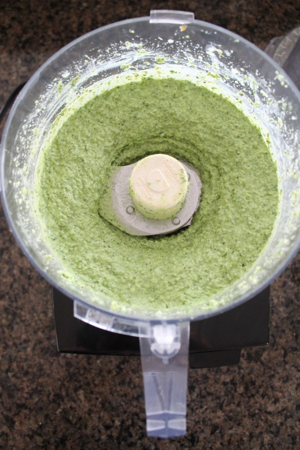 Cilantro Lime Pesto Recipe