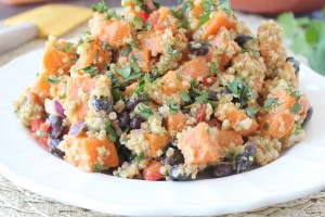 Mexican Sweet Potato Salad Recipe