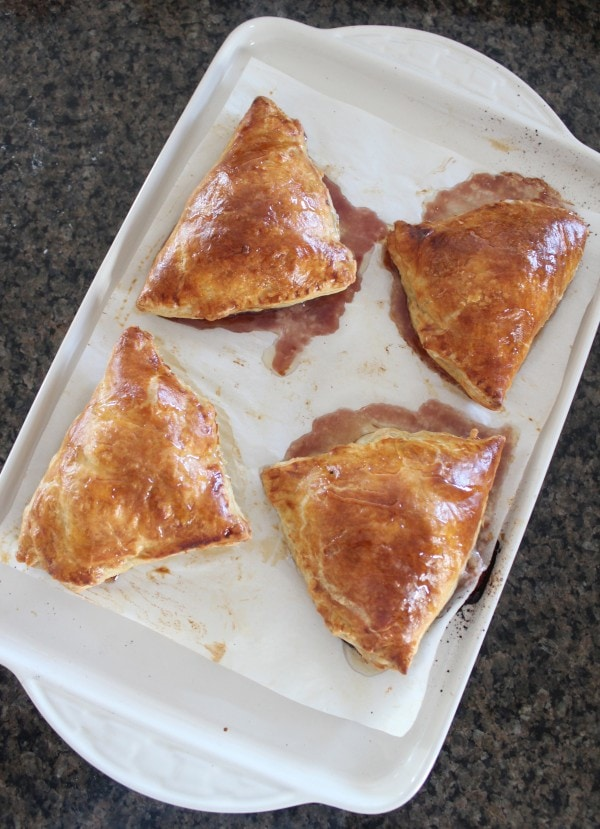 Baked Puff Pastry Monte Cristo Recipe