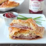 Baked Puff Pastry Monte Cristo