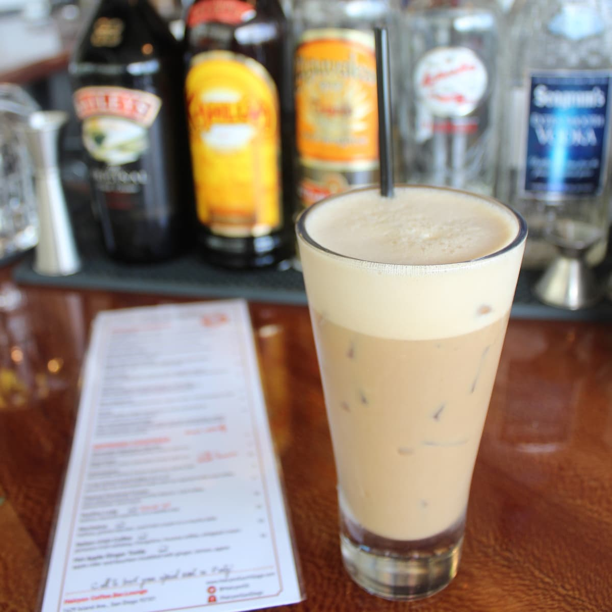 Long Island Iced Coffee