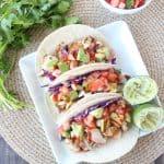 Grilled Mahi Mahi Fish Tacos Recipe