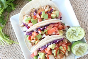 Grilled Mahi Mahi Fish Tacos Recipe