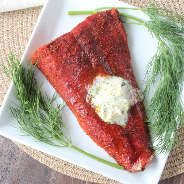 Blackened Grilled Salmon Recipe