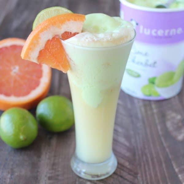 Sherbet Float Cocktail Recipe