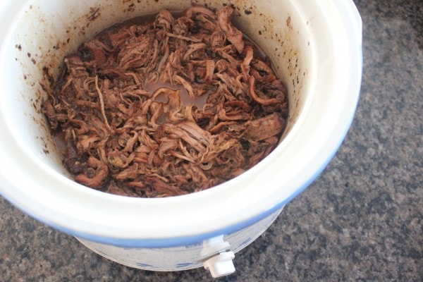 Slow Cooked Blackberry Jalapeño Pulled Pork Recipe