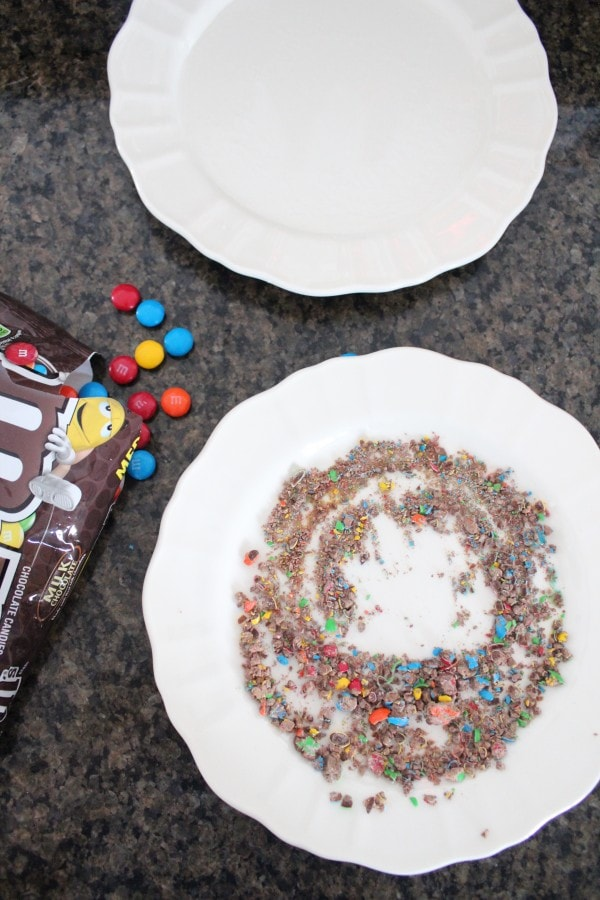 M&M Chocolate Martini Recipe
