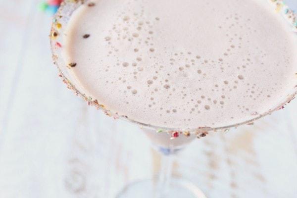 M&M Chocolate Martini Recipe
