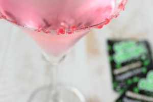 Pop Rocks Watermelon Martini Recipe