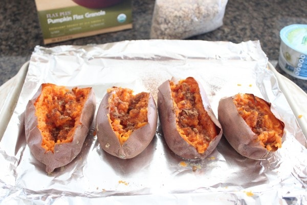 Breakfast Sweet Potatoes Recipe