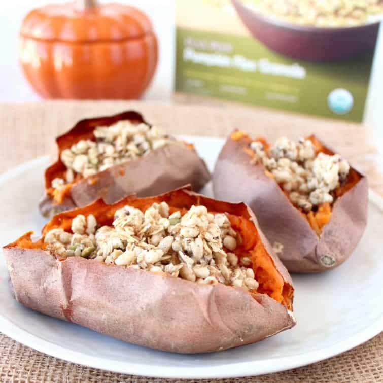 Breakfast Sweet Potatoes