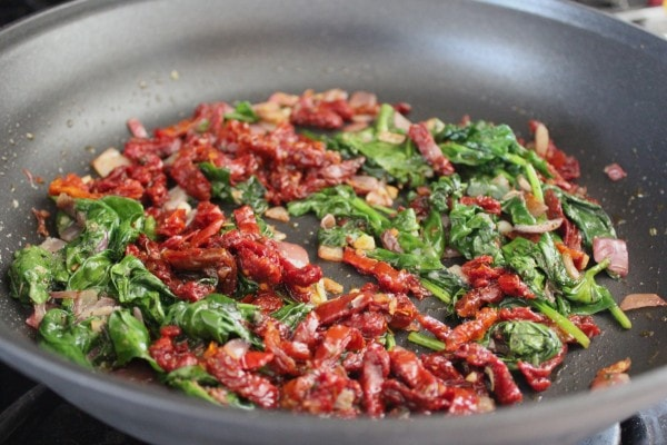 Mediterranean Spaghetti Squash Recipe