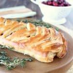 Cranberry Turkey Puff Pastry Recipe