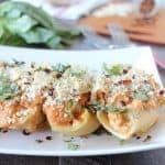 Sweet Potato Ricotta Stuffed Shells Recipe