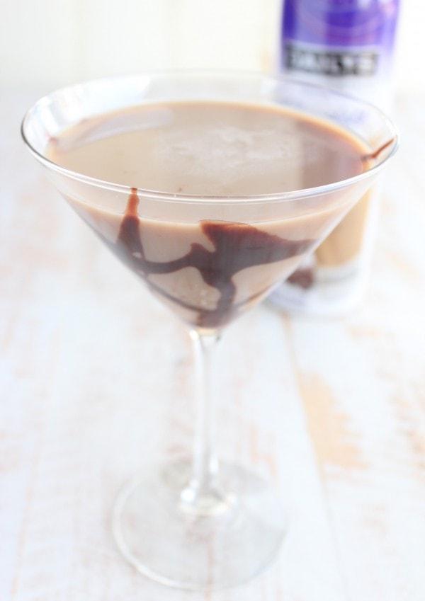 Caffe Mocha Martini