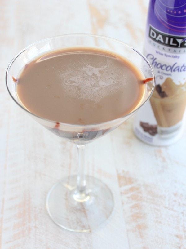 Mocha Martini Recipe