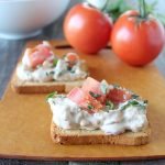 Bruschetta Cheese Dip