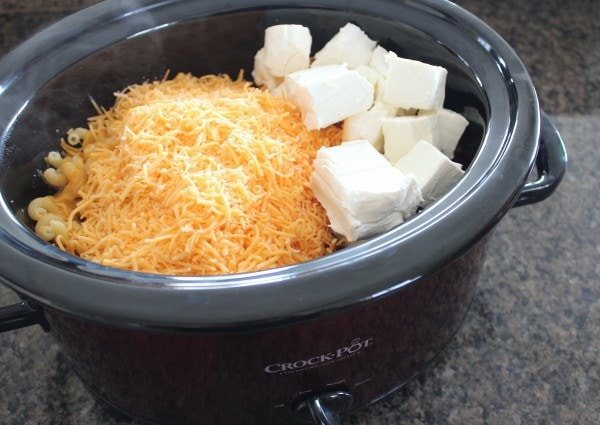how to cook macaroni in a slow cooker