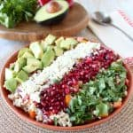 Israeli Couscous & Avocado Salad