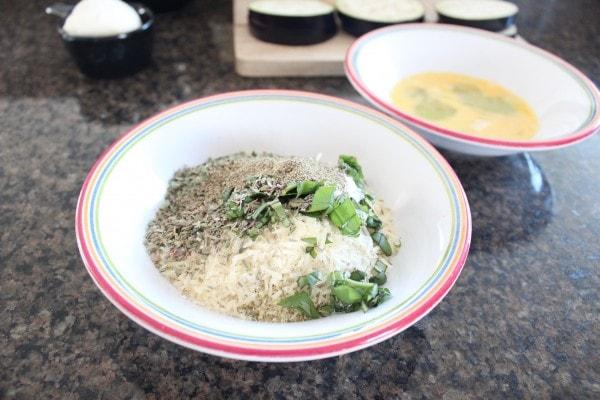 One Pot Eggplant Parmesan Recipe