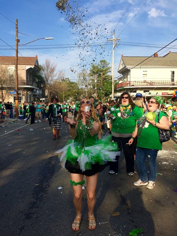New Orleans St Patricks Day