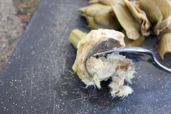 Artichoke Toast Recipe