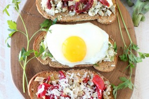 Artichoke Toast Recipes
