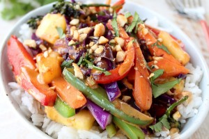 Thai_Peanut_Pineapple_Veggie_Rice_Bowl_7