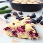 Blackberry Serrano Cornbread Recipe