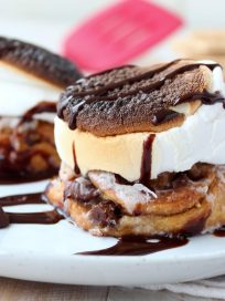 S'Mores Cinnamon Roll Recipe