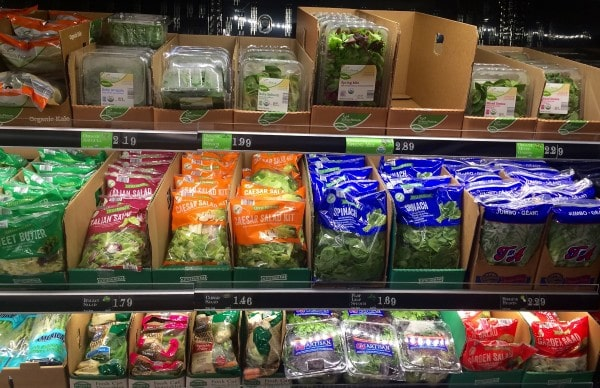 Fresh Produce at ALDI
