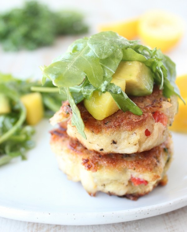 Coconut Crab Cakes