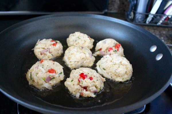 Coconut Crab Cakes Recipe