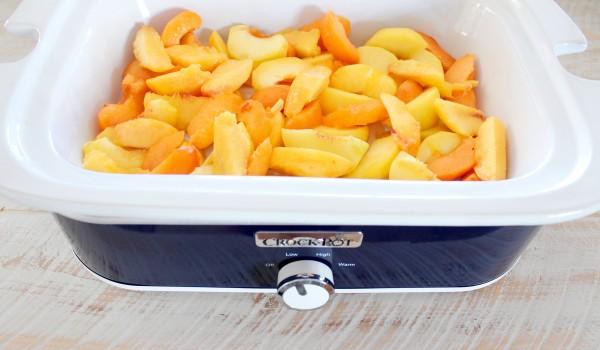 Crock Pot Dessert Fruit Recipe