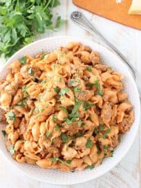 Italian Sausage Shells and Cheese Recipe