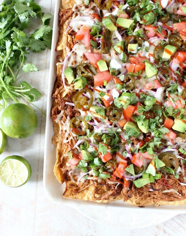 The Ultimate Pulled Pork Nachos Recipe