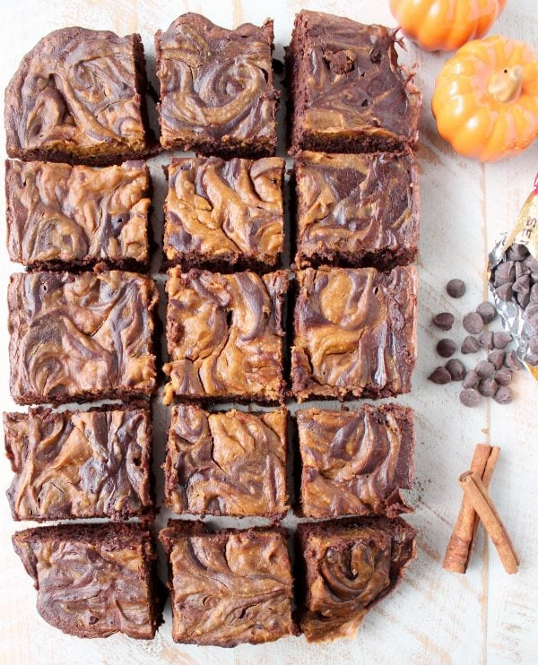 Pumpkin Crock Pot Brownies Recipe