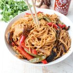 Easy Chicken Lo Mein