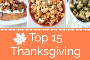 top-15-thanksgiving-recipes