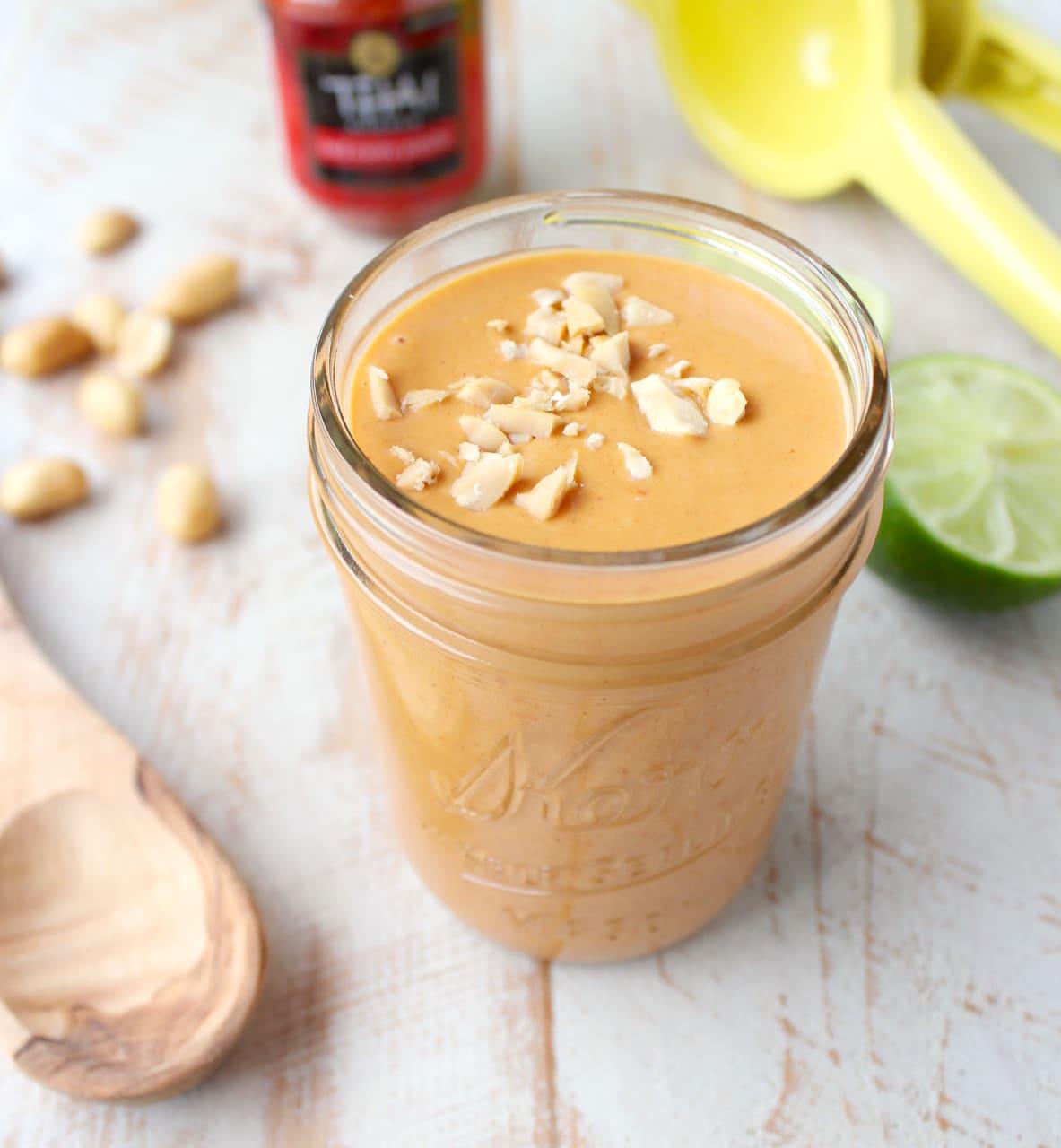 Thai Peanut Sauce 116