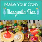 Make Your Own Margarita Bar