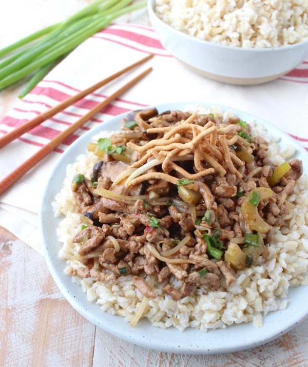 Chop Suey with Pork Recipe - WhitneyBond com
