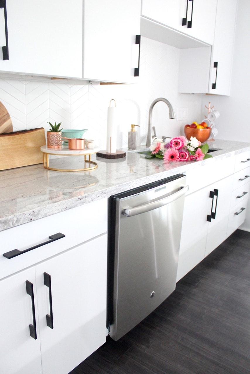 GE Wifi Enabled Dishwasher
